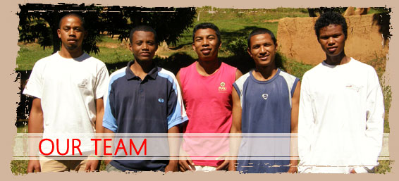 Madagascar Tour Guide Team